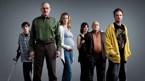 главные действующие лица сериала