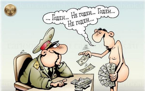 отмазка за деньги