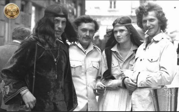 Московская хиппня 70-х