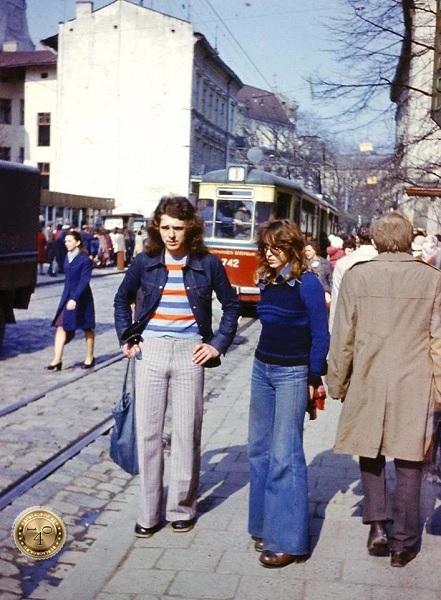 Студенты 70-х