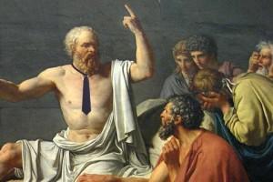 Сократ в галстуке