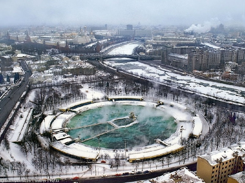 Бассейн Москва Basseyn Moskva
