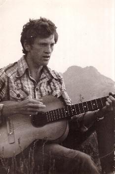 Коктебель Koktebel 1977 Na fone Karadaga JPG