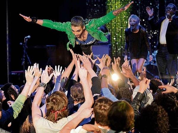 Рок-концерты в Москве