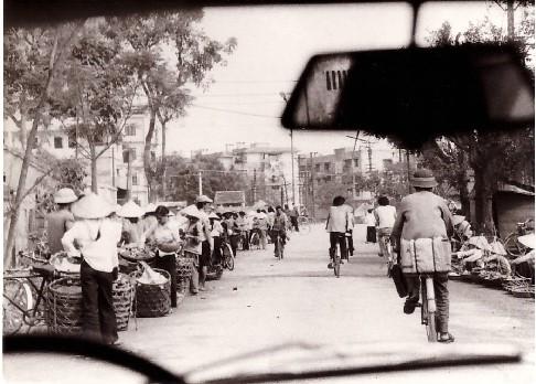 Ханойский трвфик 1985 год