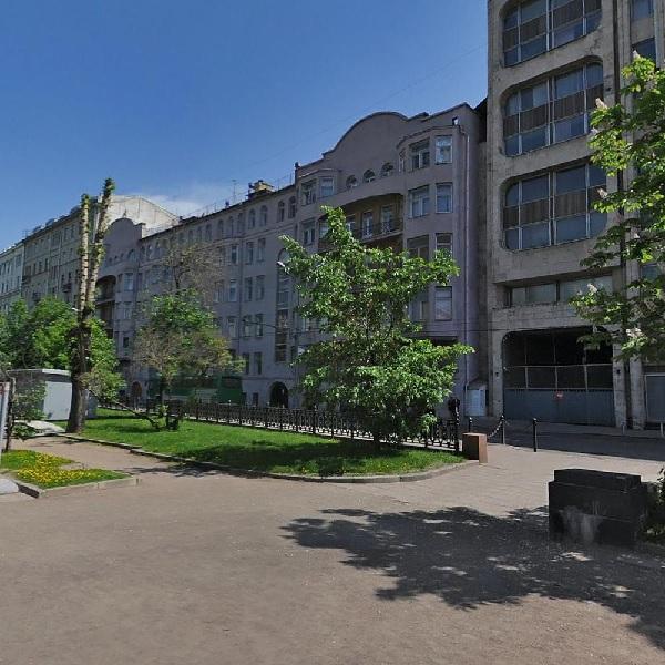 Soyuzvneshstroyimport Tverskoy bulvar 6