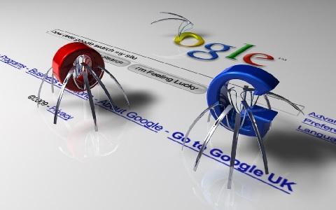 Робот лазутчик Гугл