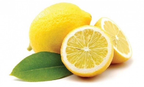 Лимоны с листом