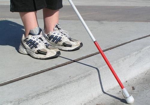 Навигаторы для слепых на основе GPS