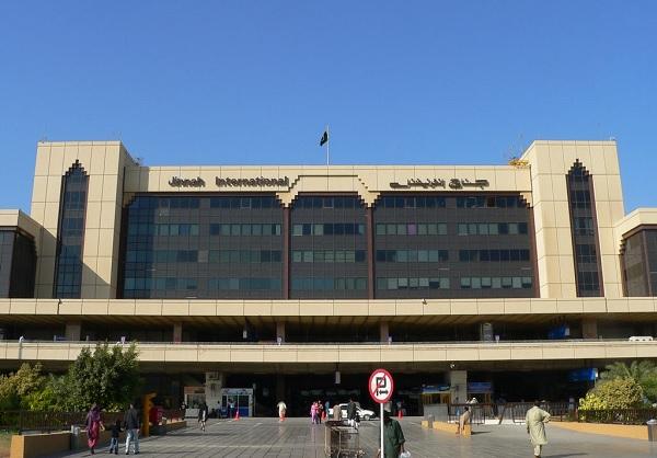 Аэропорт в Карачи