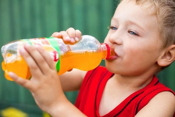 Сладкте газированные напитки вредны