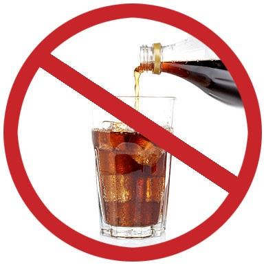 Сладкие газированные напитки вредны