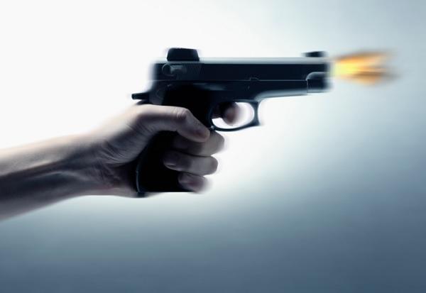 Выстрел в Карачи