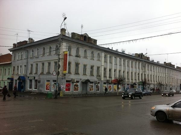 Моршанск Грачевский дом