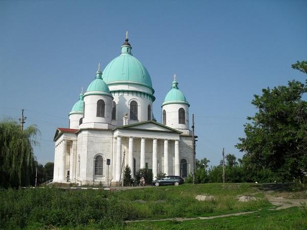 Свято-троицкий собор в Моршанске
