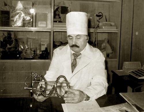 Аппарат доктора Илизарова