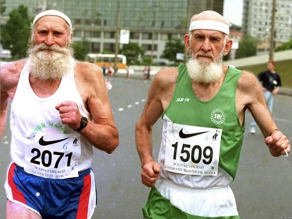 Спортсмены-долгожители