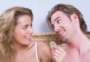 Презерватив защитит от болезни