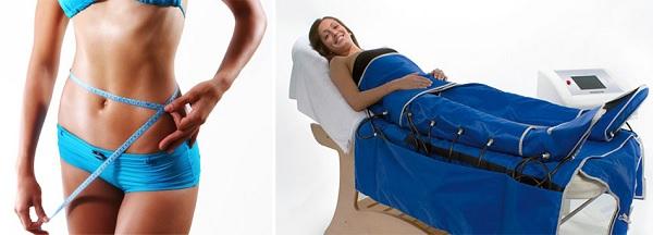 Похудение и прессотерапия