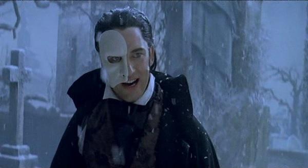 Лицо Призрака оперы