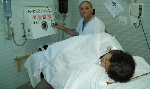Гидроколонотерапия с санатории