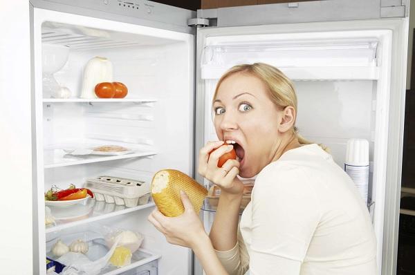 Ожирение после голодания