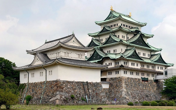 Дворец императора в Токио