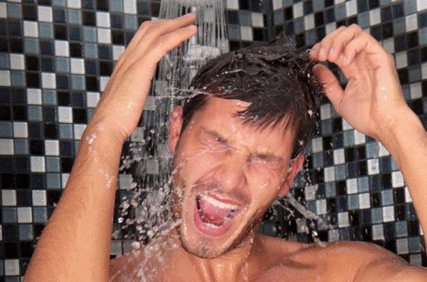 Контрастный душ промежности