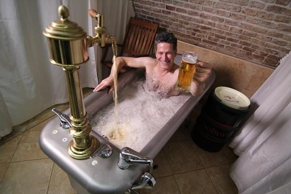 Лечение пивом