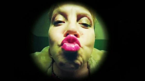 Поцелуй через глазок