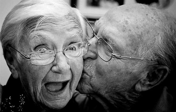 Поцелуй долгожителя