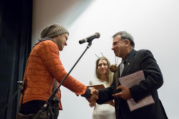 Гран-при на фестивале российского кино Спутник над Польшей