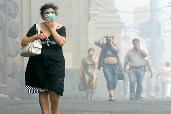 Толстяки от загрязненного воздуха