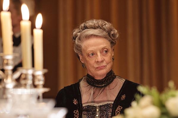 Вдовствующая графиня Грэнтэм