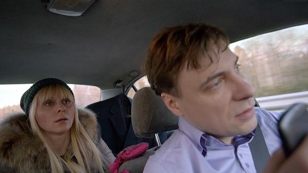 Водитель и Ленка