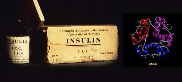 Первый инсулин