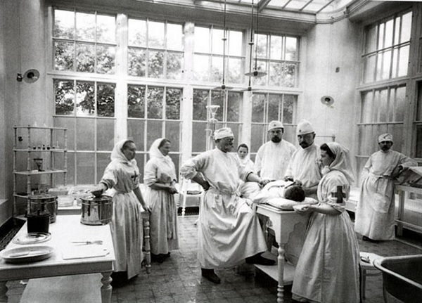 Операция в начале века