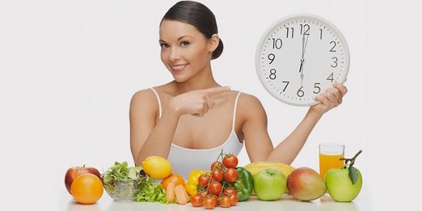 Регулярный прием пищи
