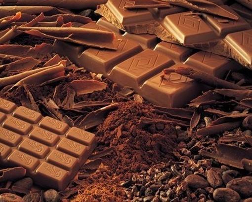 Черный шоколад от инсульта и диабета