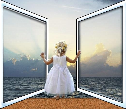 Открываем окно в мир
