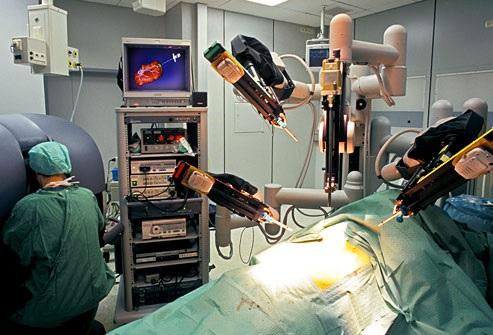 Робот - помощник хирурга