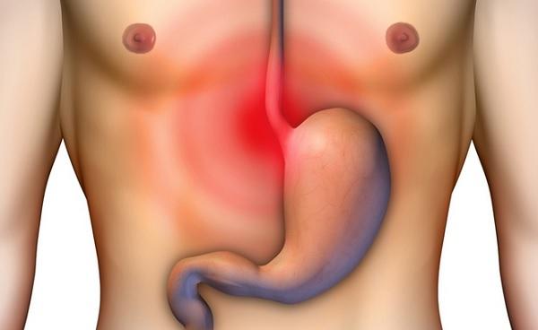 Чем снять боль в желудке