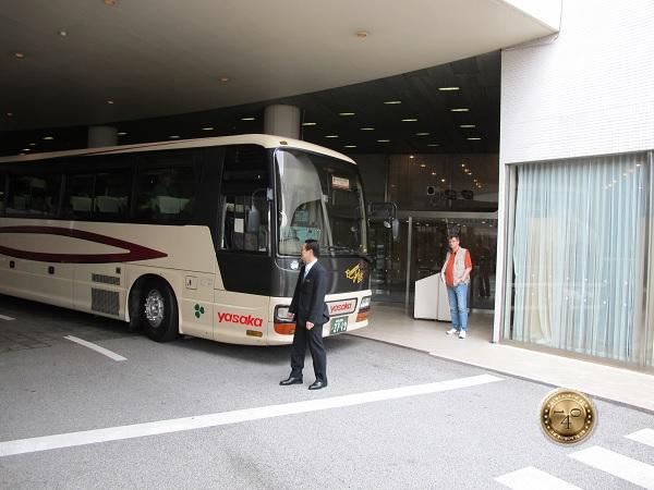 Автобус из Токио в Хаконе