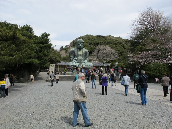 Бронзовый Будда в Камакуре
