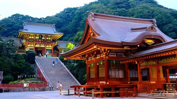 Святилище Цуругаоку Хатимангу