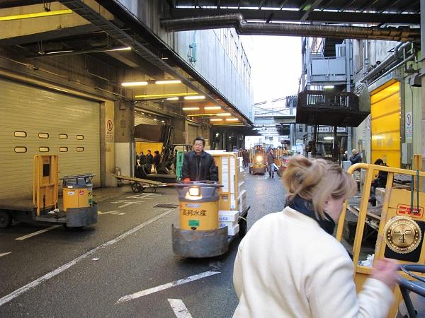 Отмороженные водители электрокар