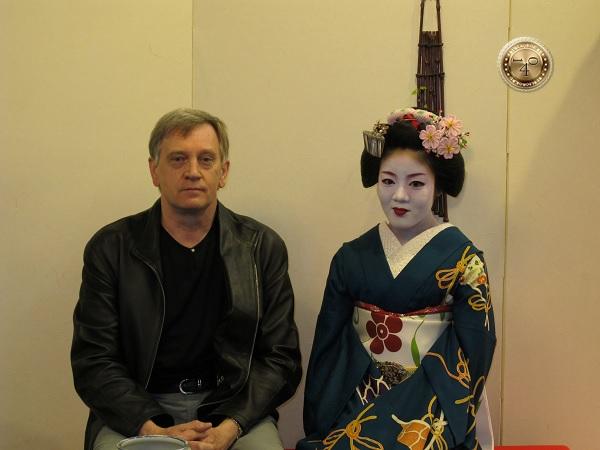 Фотосессия с гейшей