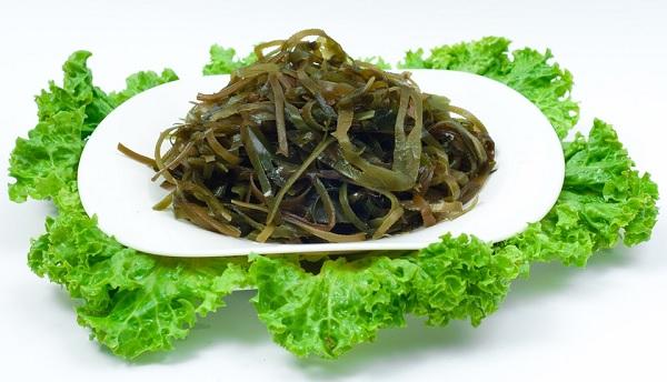 Морская капуста содержит много йода
