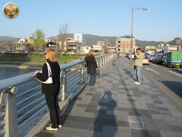 Большой мост в Киото