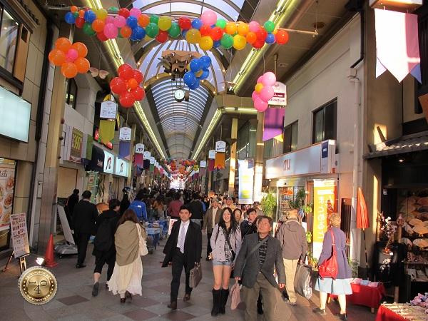 На японском рынке